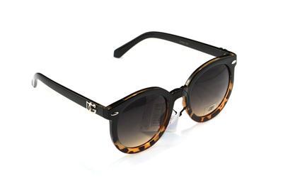 Womens DG John Lennon Inspired Round Sunglasses 4 Colors ...