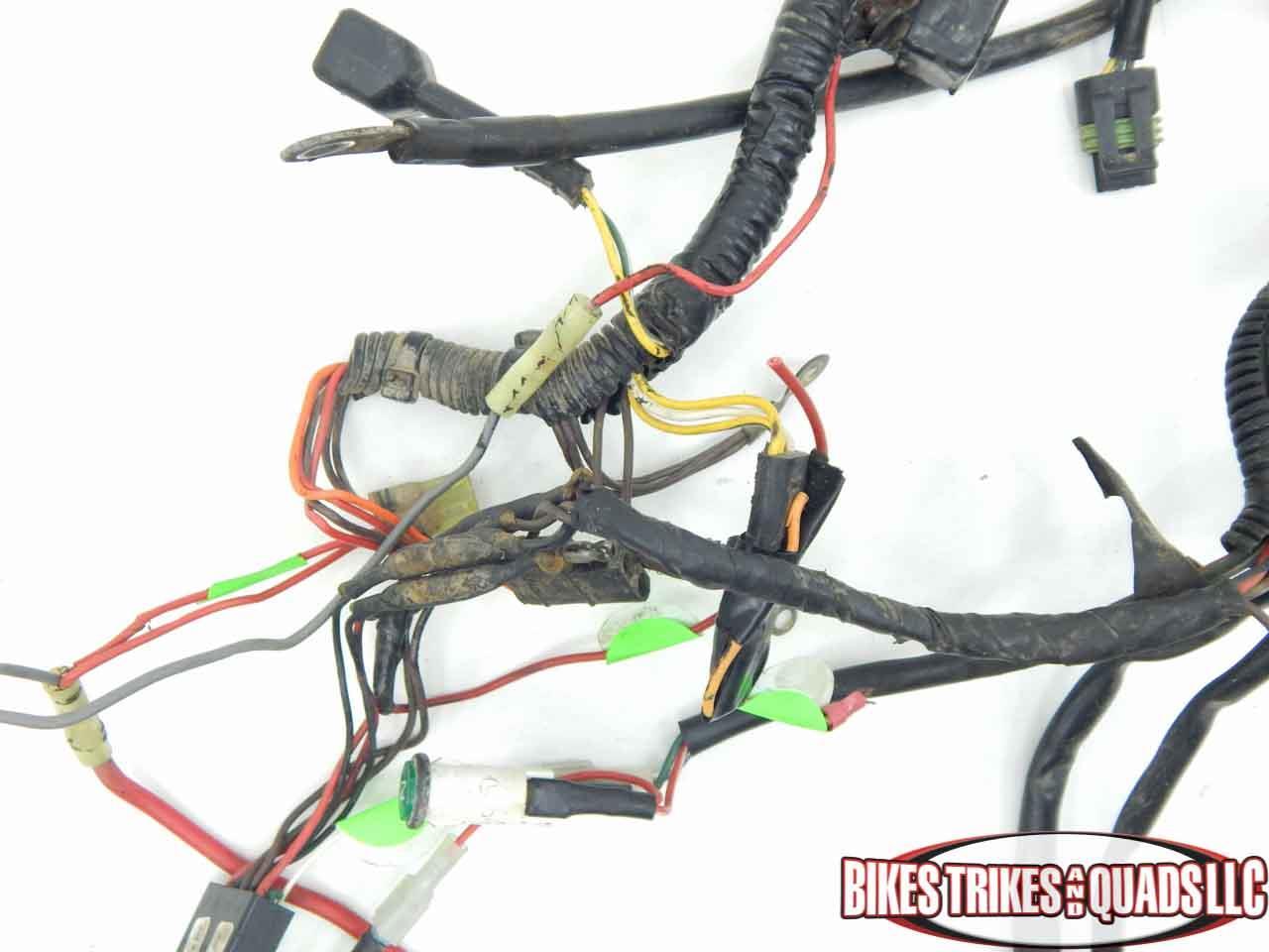 polaris predator 500 wiring harness ebay
