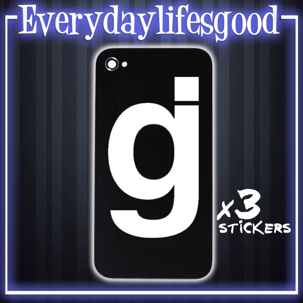 Glassjaw-Cell-Phone-Decal-x3-Punk-Vinyl-Sticker-c27