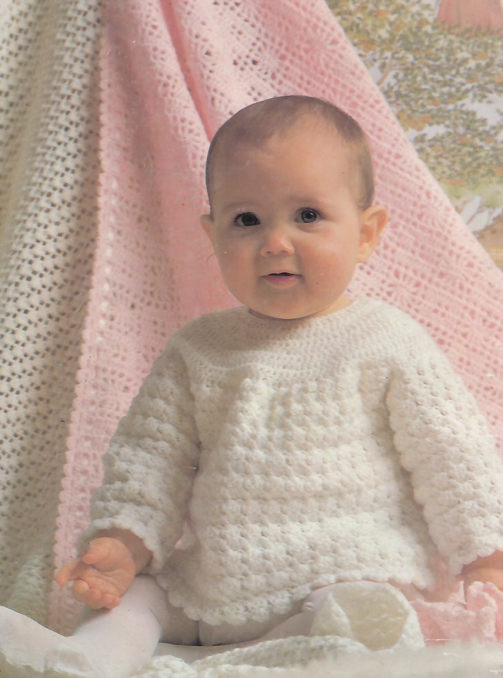 Sirdar Knitting Pattern Books Baby : Sirdar Knitting Crochet Pattern Book 108 42 Baby Toddler ...