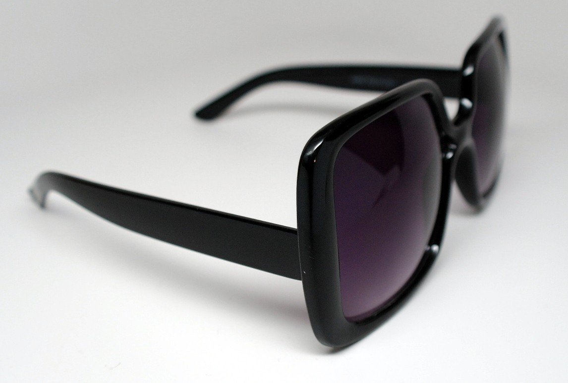 big designer sunglasses  NEW WOMEN\u0026#039;S SQUARE FASHION RETRO DESIGNER OVERSIZE JACKIE O ...