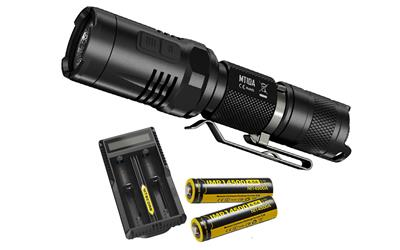 NiteCore MT10A Multitask Tactical LED Flashlight and ...