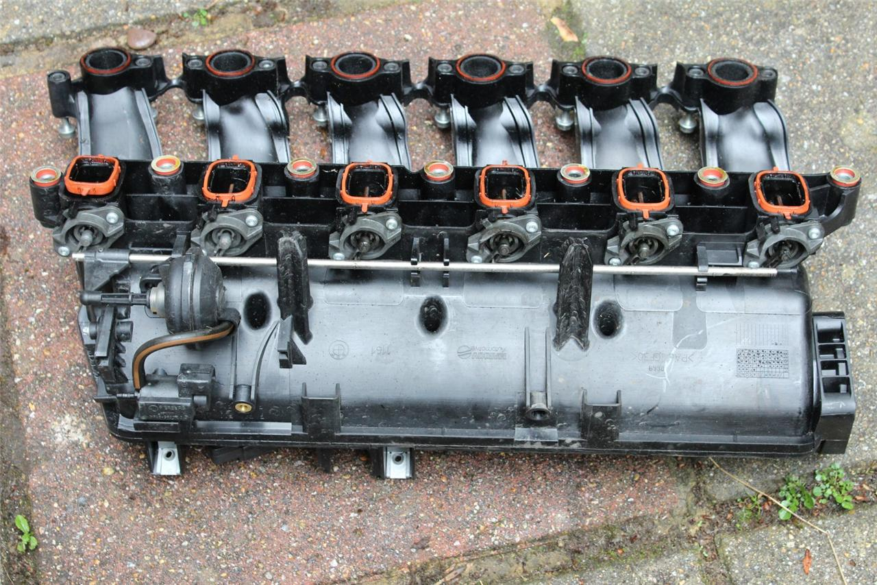 about BMW X5 E60 E61 E65 5 Series 530D 730D Engine Intake Manifold