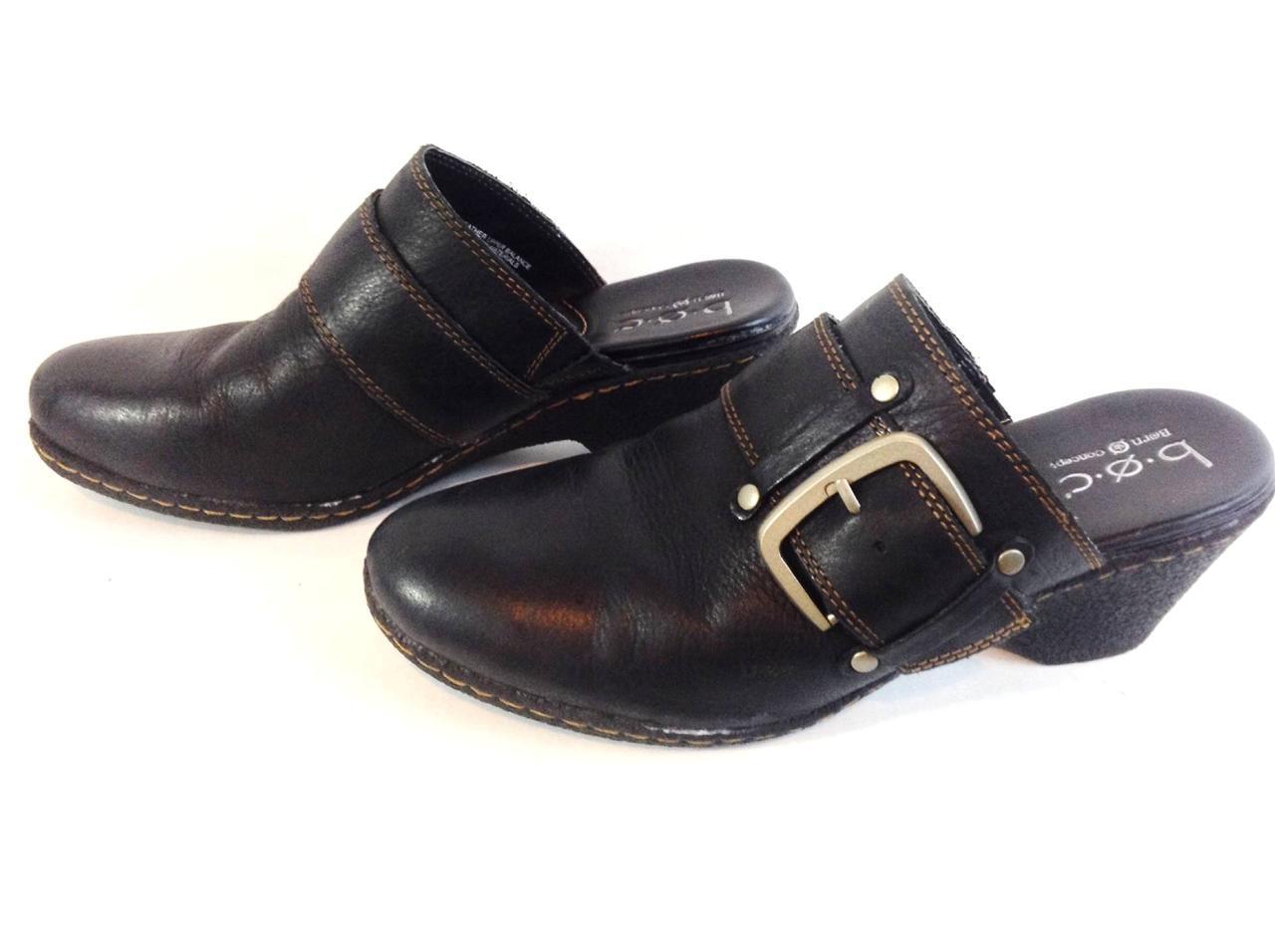 Boc Clog Shoes Black   M Ebay