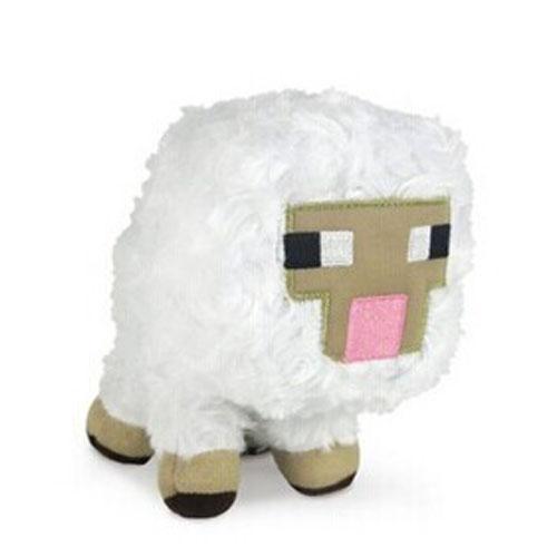 Hot Games Minecraft 6 White Sheep Mojang P