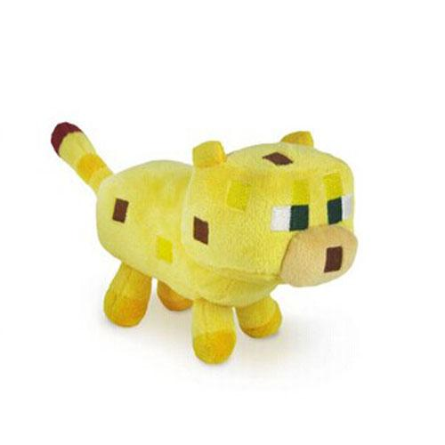 Hot Games Minecraft 6 Yellow Cat Mojang Plus