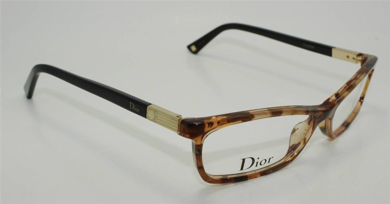 Dior Eyeglass Frames 2014 : Dior Eyeglasses CD 3209 COL 810 Havana Brown Black 51 13 ...