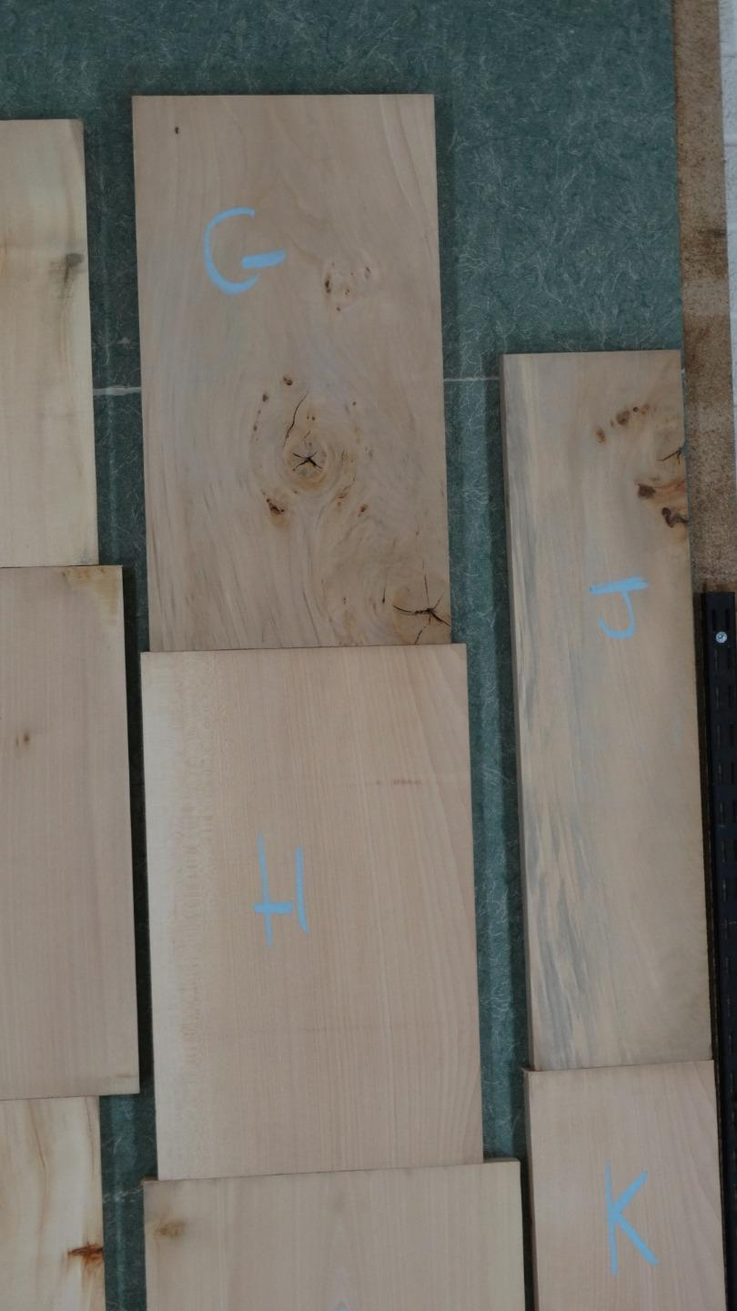 Lime basswood linden se plank block blank board wood for Plank blocks