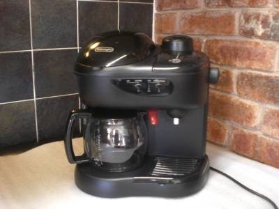 Delonghi Coffee Maker Operating Instructions : DELONGHI SPA TREVISO ITALY.COFFEE & CAPPUCCINO MACHINE.WITH FROTHER INSTRUCTION eBay