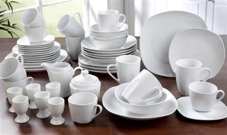 dinner service sets plate bowl mugs bowls plates kitchen