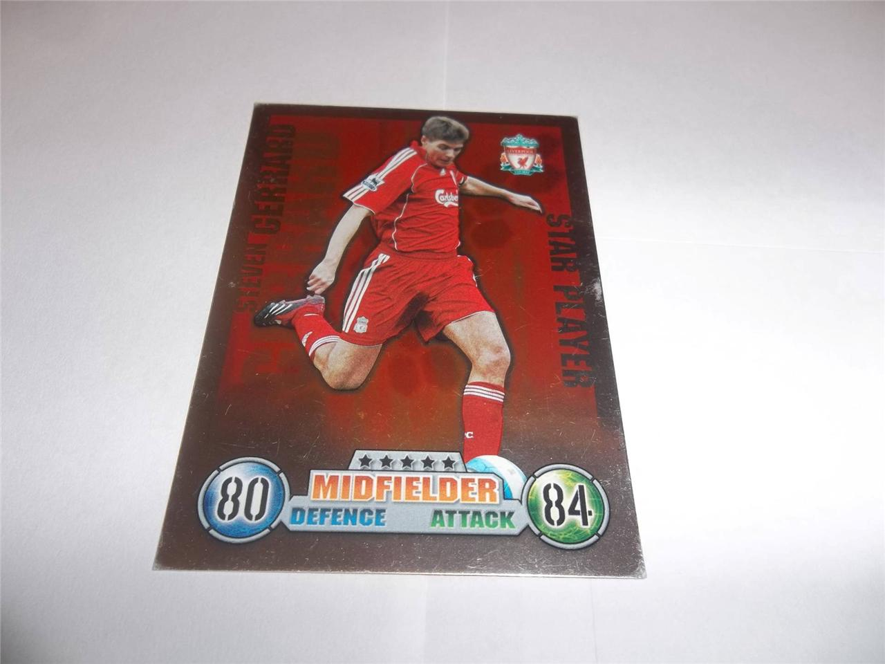 Topps-Match-Attax-Extra-2007-2008-Season-STAR-PLAYER-Cards