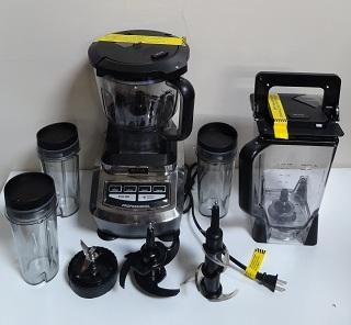 Ninja Ultra Kitchen System Beauteous Ninja Professional Ultra Kitchen System 1200 Design