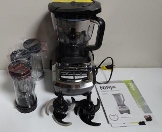 NEW Ninja Ultra Kitchen System 1200 Blender & Food