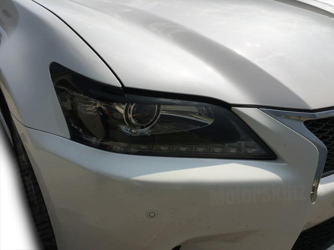 how to change 2014 lexus is headlight