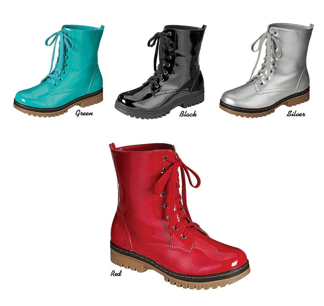 Original Vintage Comfortable Desert Combat Boots Women 6.5 By Vesiii