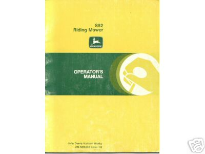Contents contributed and discussions participated by dave brock john deere construction equipment operator manuals repair manual fandeluxe Images