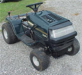 yard machine 675