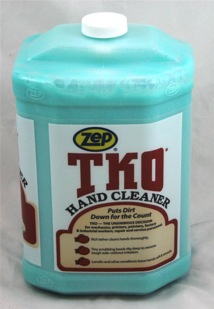 Zep Hand Cleaner 1 Gallon Case Of Four 4 Variety Pack