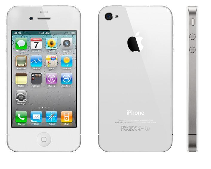 Apple iPhone 4s - 16GB...