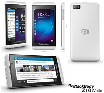 blackberry z10 black white verizon gsm unlocked smartphone ebay. Black Bedroom Furniture Sets. Home Design Ideas