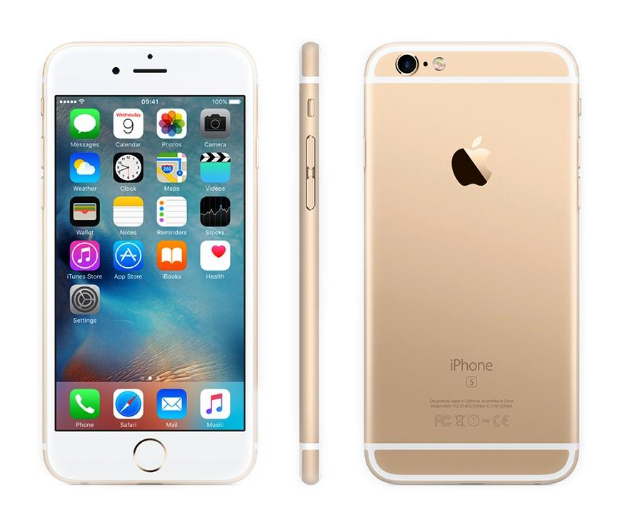 apple iphone 6s plus 16gb factory gsm unlocked 5 5 3d touch ios smartphone ebay. Black Bedroom Furniture Sets. Home Design Ideas