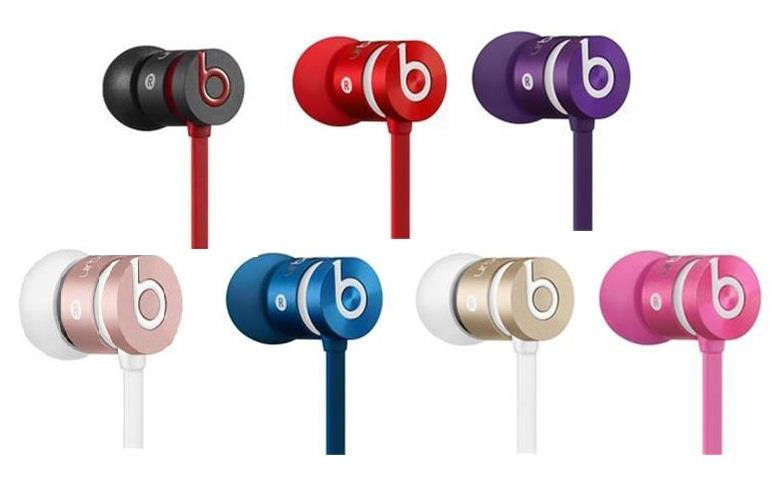 Beats by dre wired earphones - beats wired earbuds rose gold