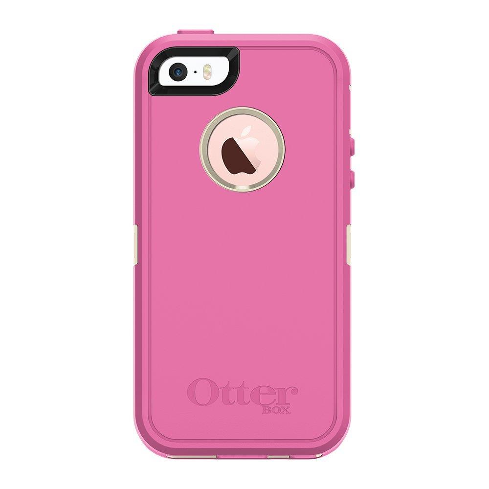 otterbox defender series case w holster for iphone 5 5s. Black Bedroom Furniture Sets. Home Design Ideas