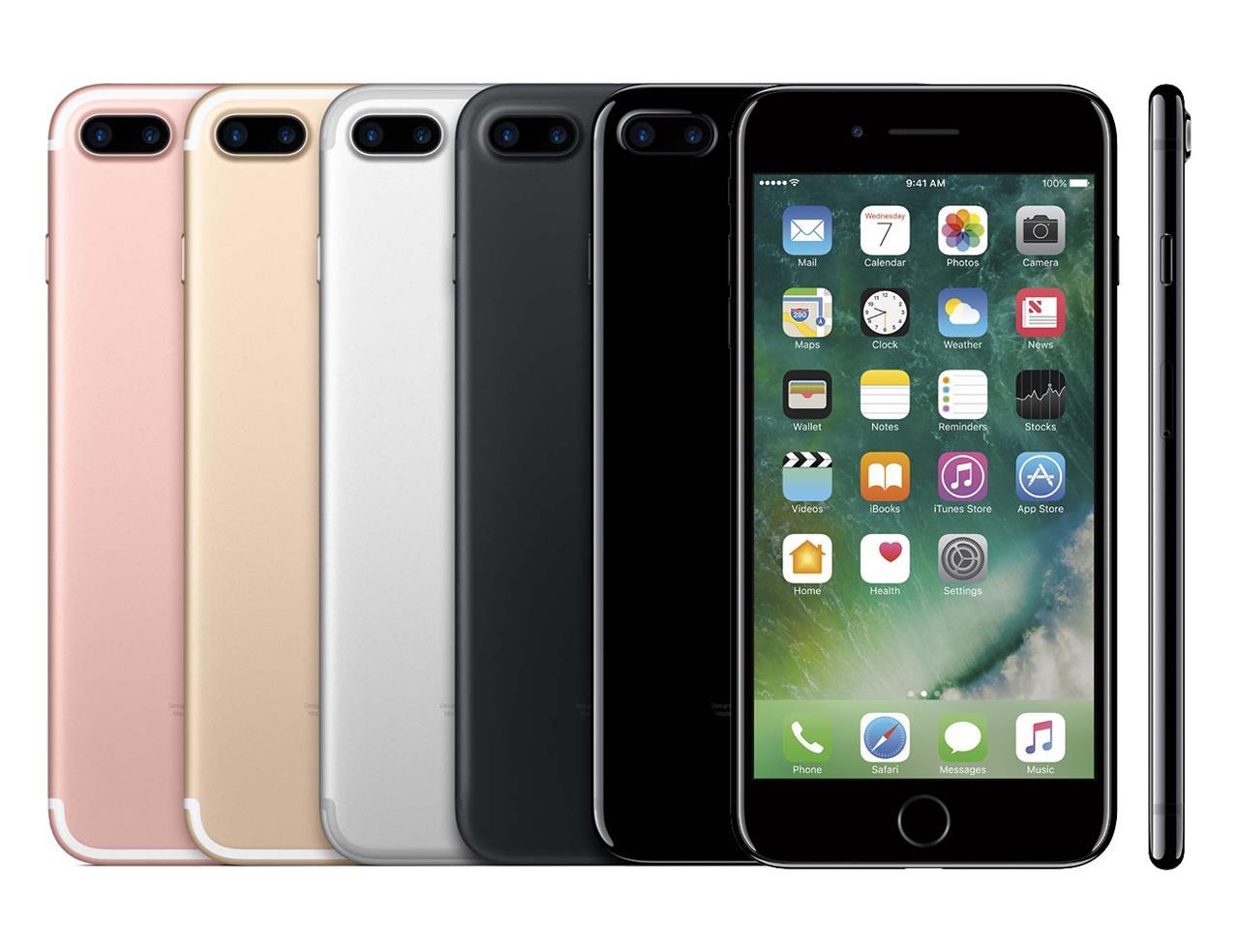 Apple iPhone 7 Plus 32GB (GSM Unlocked) 5.5-inch 12MP 3D ...