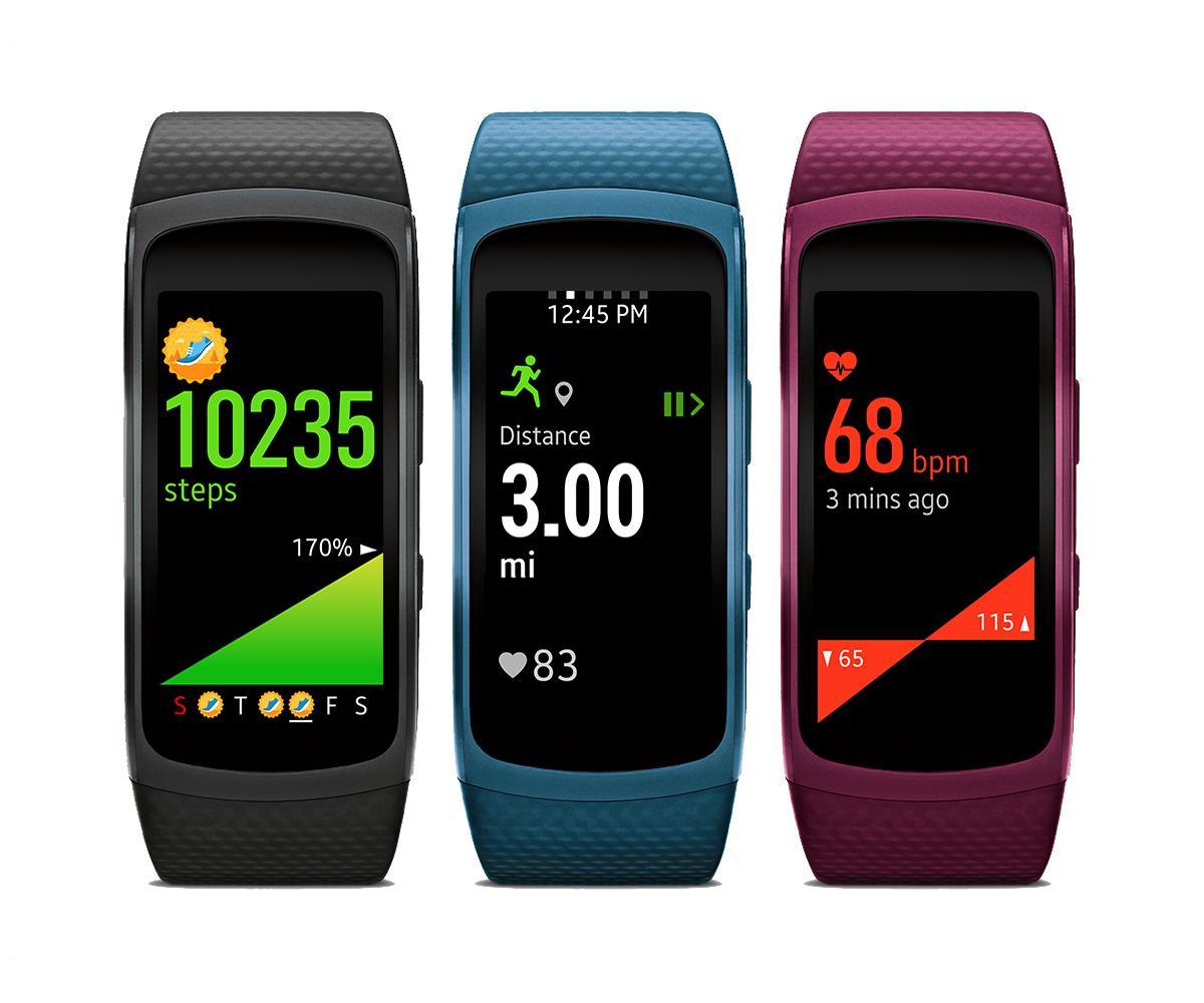 Samsung Galaxy Gear Fit2 R360 Smartwatch Fitness Tracker Manual Guide