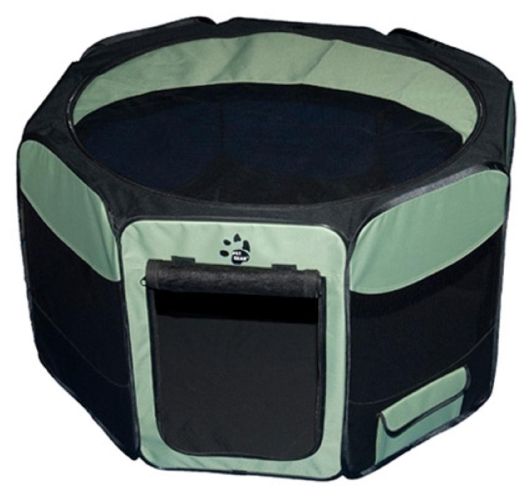 new travel lite soft sided dog cat pen pet gear crate With travel dog pen