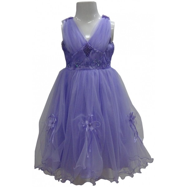 Flower-Girls-Formal-Wedding-Bridesmaid-Party-Dress-Size-Age-0-month-13years