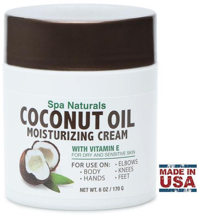 Spa Naturals Coconut Oil