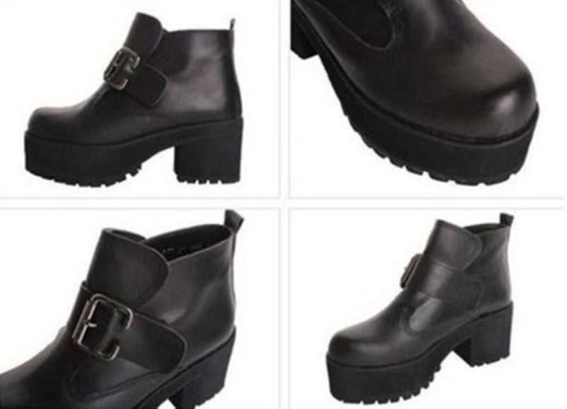Hot-Sale-Punk-Rock-Buckle-Strap-Chunky-Heels-Platform-womens-Ankle-Boots-Shoes