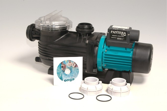 Onga Ppp1100 1 25hp 1100w Pool Motor New Model Pantera