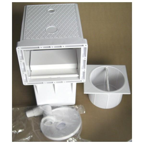 Hayward skimmer box sp1089 suit above ground swimming pool - Swimming pool skimmer basket covers ...