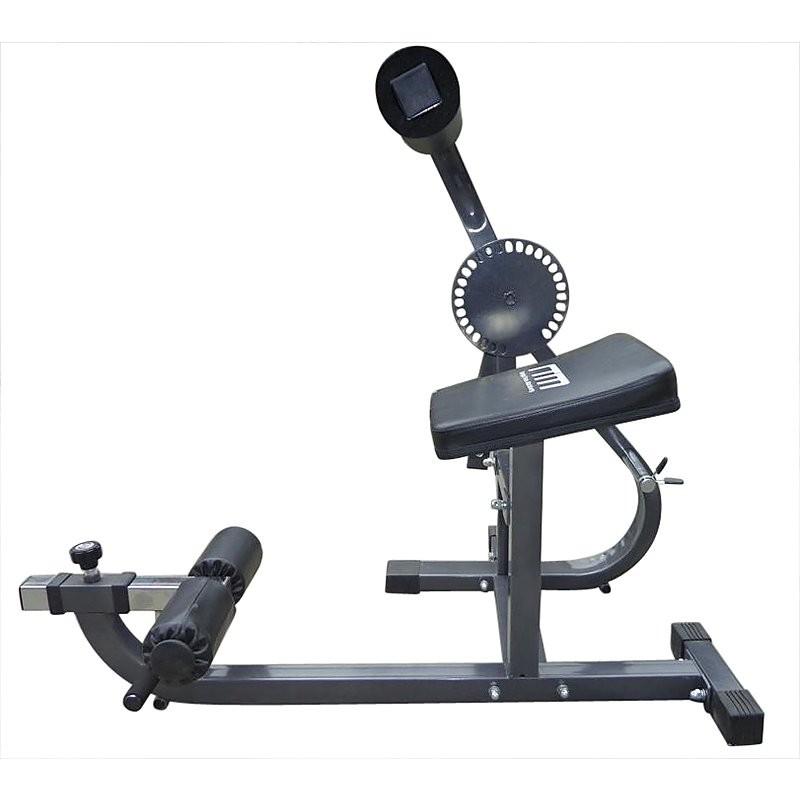 ab crunch workout machine