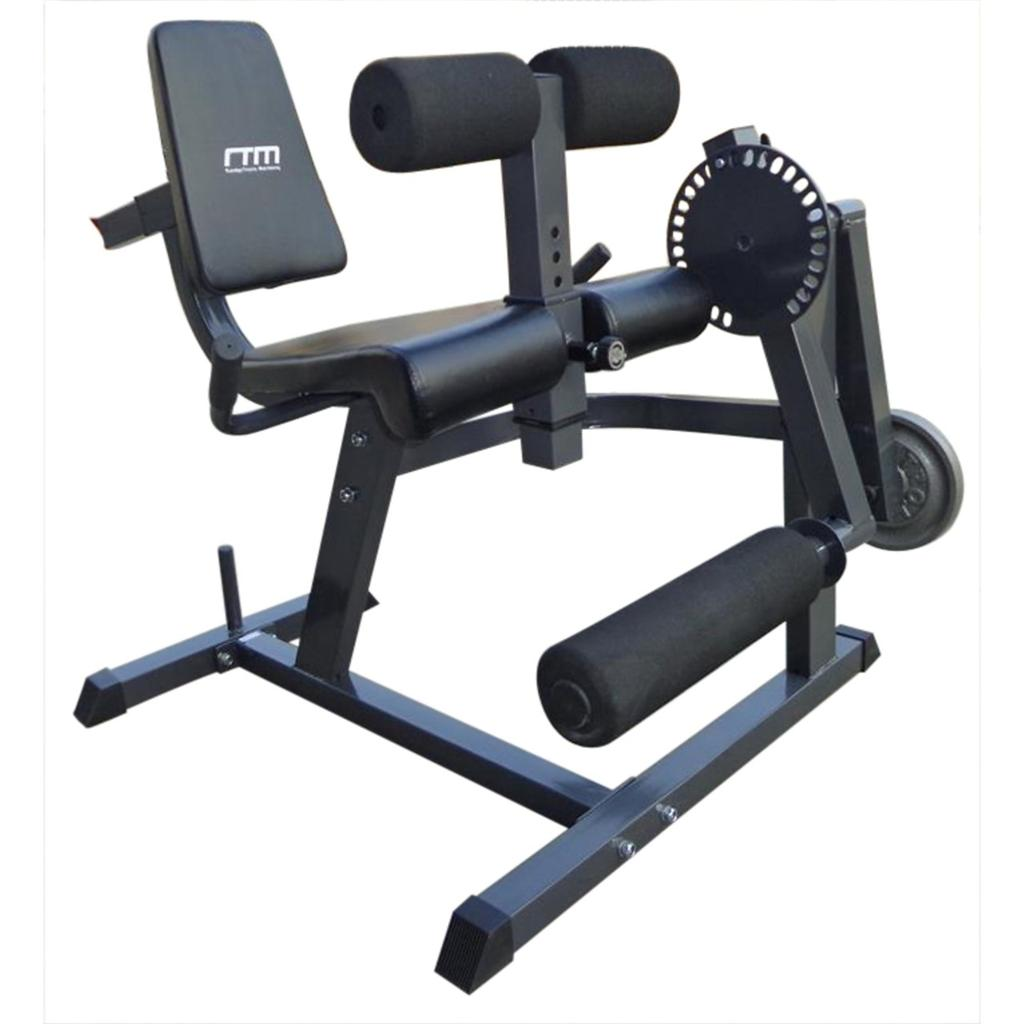 New Leg Extension Curl Bench Press Machine Adjustable Weight Home Gym Fitness Ebay