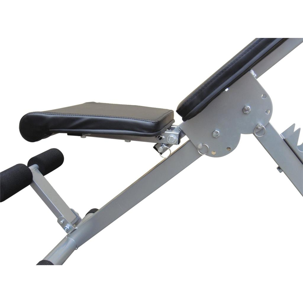 New Adjustable Gym Bench Press Body Solid Flat Incline Decline Home Fitness Ebay