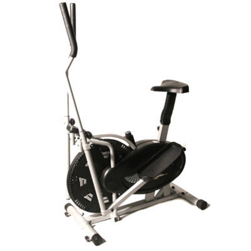 New-Confidence-2-in-1-Elliptical-Cross-Trainer-Exercise-Bike-Fitness-Home-Gym