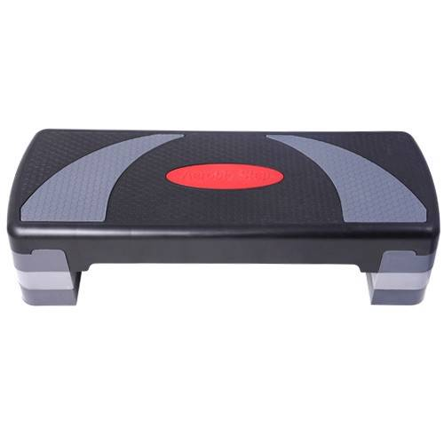 New Fitness Exercise Aerobic Step Stepper Bench Block 3 Level Stack Home Gym Ebay