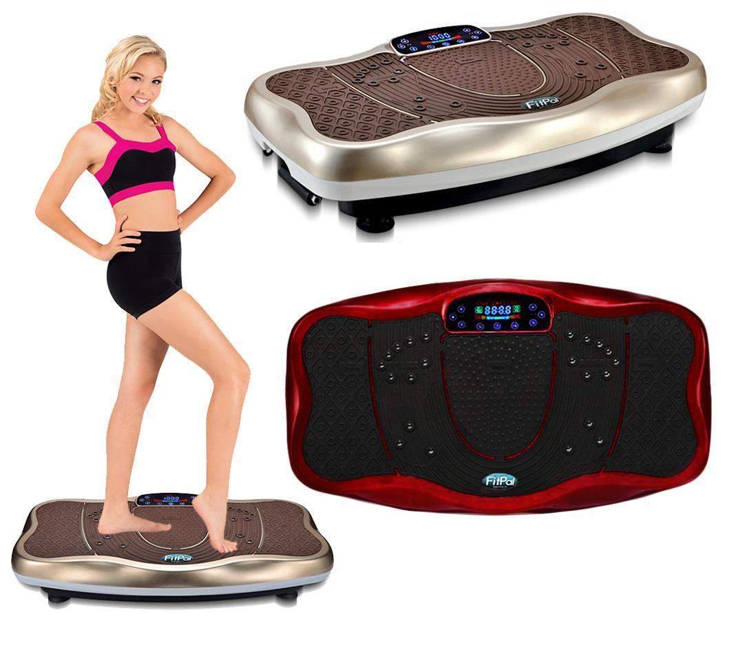 what does a whole vibration machine do