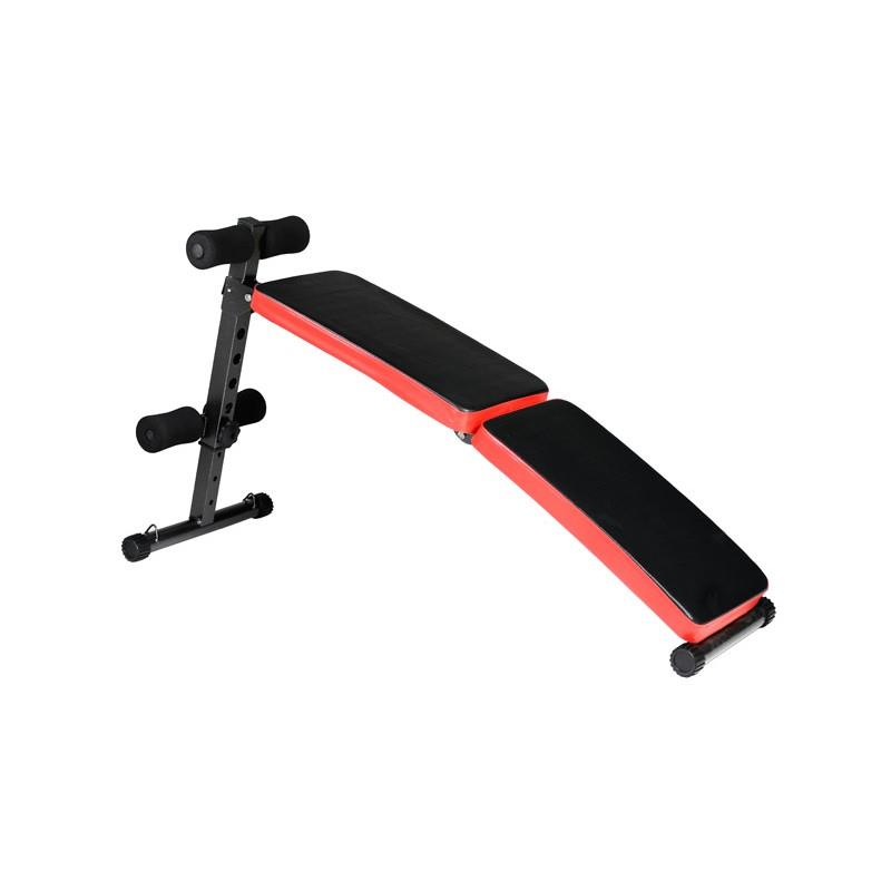 Incline sit up gym bench press adjustable home fitness
