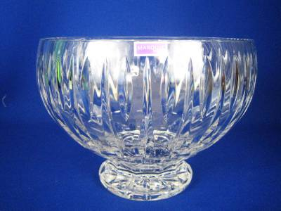 Marquis By Waterford Sheridan Cut Crystal 10 Quot Large Heavy