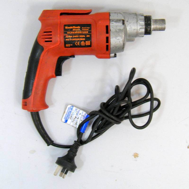 Trade-Tools-Direct-TTD65D-Power-Screw-Driver
