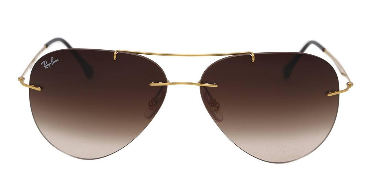 ray ban oversized aviator  ray ban new aviator light