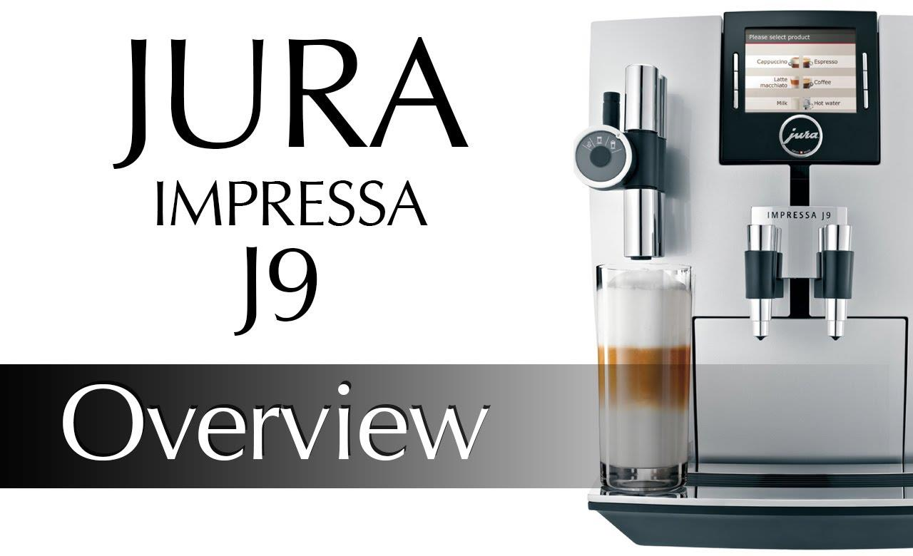 jura impressa j9 2 jura impressa j9 2 one touch coffee. Black Bedroom Furniture Sets. Home Design Ideas