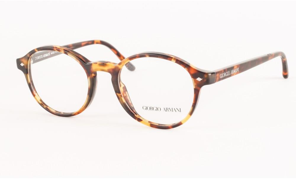 AUTHENTIC GIORGIO ARMANI EYEGLASSES AR7004 BLACK FRAMES ...