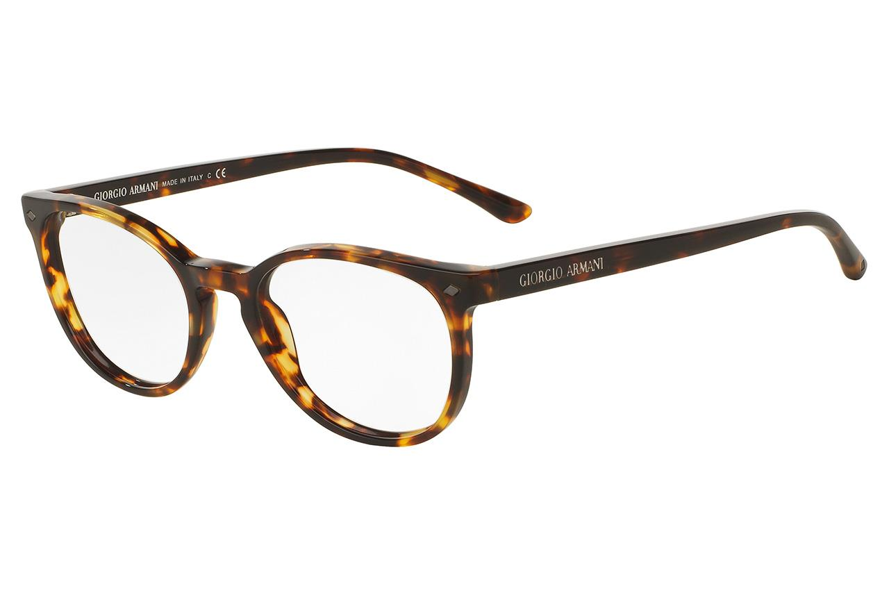 Frame Glasses Made In Italy : AUTHENTIC GIORGIO ARMANI WOMEN EYEGLASSES AR7096 FRAMES ...