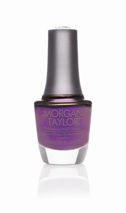 MORGAN TAYLOR Professional Nail Lacquer Polish Purples colors choose one