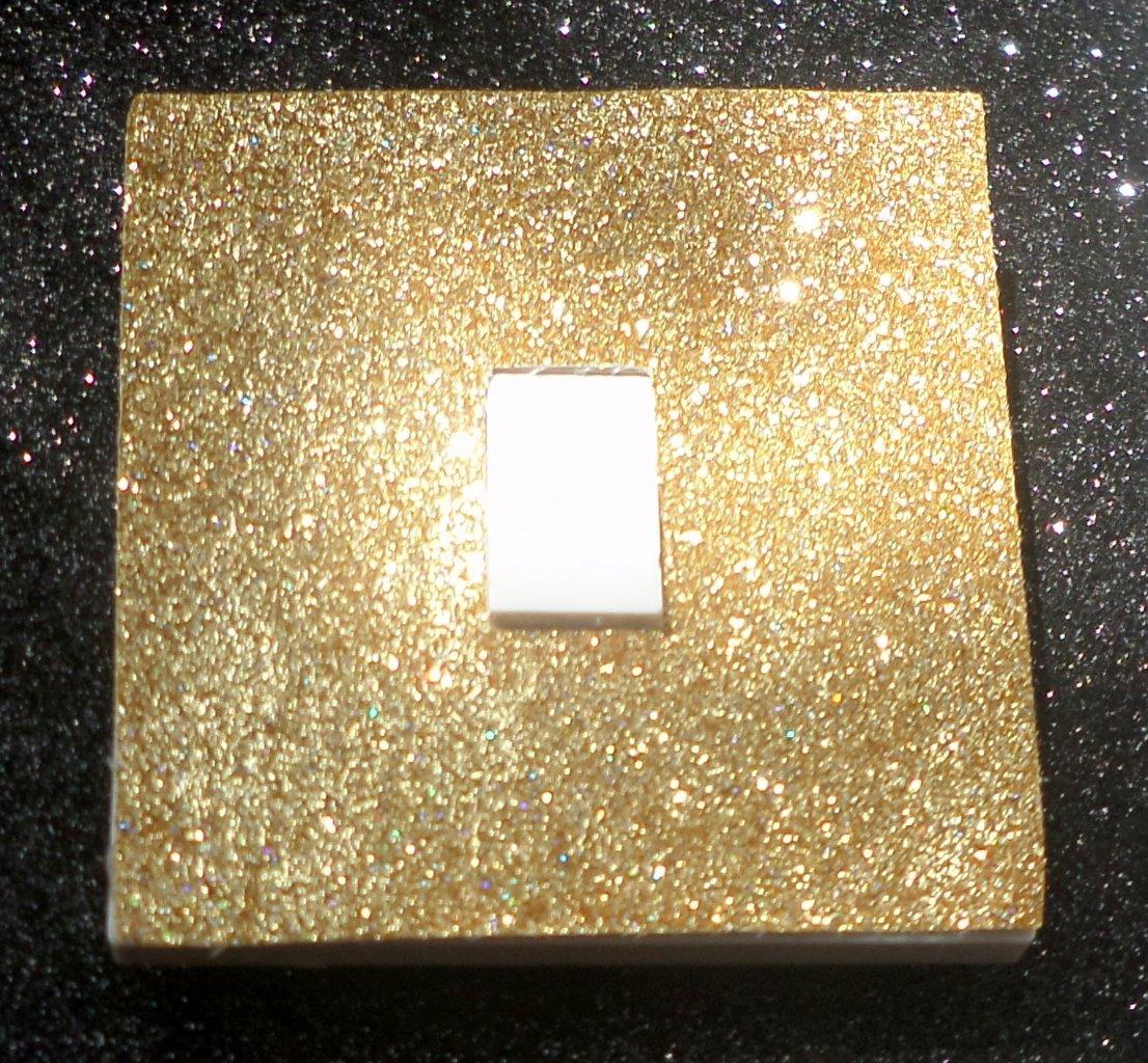 Gold Light Switch Plates Glitter Light Switch Covers **lots Of Colours** Very Sparkly**easy
